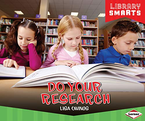Do Your Research (Library Smarts) (English Edition)