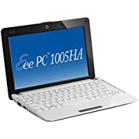 Asus Eee PC 1005HA-H 25,4 cm (10 Zoll) Netbook (Intel Atom N280 1.6GHz, 1GB RAM, 160GB HDD, Intel GMA 950, XP Home…