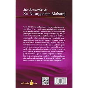 MIS RECUERDOS DE SRI NISARGADATTA MAHARAJ (2014)