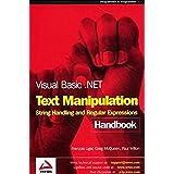 VISUAL BASIC .NET TEXT MANIPULATION