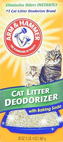 Arm & Hammer Gato Desodorante litera Bicarbonato Sodio
