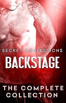 Secret Confessions: Backstage Bundle by [Golland, K.M., Cahill, Rhian, Husk, Shona, Summers, Eden, Couper, Lexxie, Bishop, Zaide]