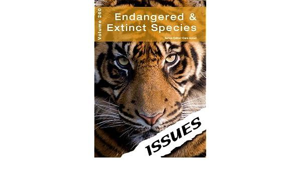 Endangered & Extinct Species: 260 (Issues)