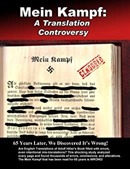 Mein Kampf: A Translation Controversy eBook: Michael Ford: Amazon.co.uk: Kindle Store