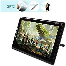 Huion Tableta Gráfica con Pantalla TFT, 2048 Niveles (GT-185)