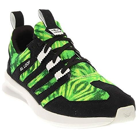 Adidas Originals SL Chemin de boucle Chaussures de baskets mode