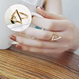 XZQ-Ringe, Einfachheit, Ringe, Geometrie, Kreise, Persönlichkeiten, Kreise, Zeigefinger, Ringe, Schmuck, Ringe, Schmuck, goldene Dreieck