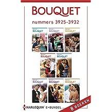 Bouquet e-bundel nummers 3925 - 3932