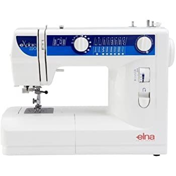 Elna EXplore 40 Sewing Machine Amazoncouk Kitchen Home Mesmerizing Elna Sewing Machine Feet Uk