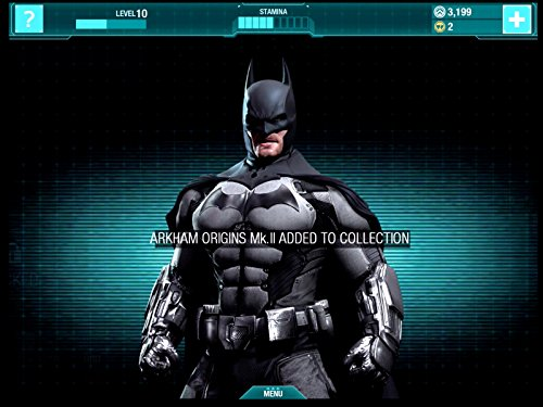 Clip: Arkham Origins Gameplay
