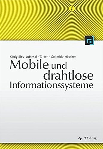 Mobile Datenbanken und Informationssysteme