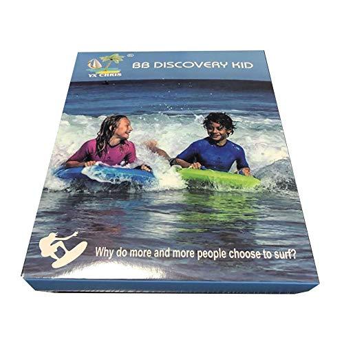 miss-an Kid Aufblasbare Surfbrett Und Herbewegende Reihe,Aufblasbarer Wellenreiter,luftmatratze Pool,Kinder Baby Schwimmen Spielzeug,Pool Party, Strand Themen Party, Hawaii