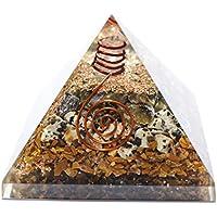 Humunize Labradorit, Dalmation und Tigerauge mit Bleistift Orgon Pyramide Chakra-Energie-Generator Reiki Stein... preisvergleich bei billige-tabletten.eu