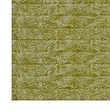 Godagoda 3D Ziegel Wandaufkleber Marmor Hellcyan Muster Selbstklebend Stereo Wandtattoo Tapete für Schlafzimmer Kinderzimmer TV Hintergrund 60x30cm
