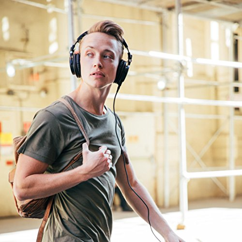 Audio Technica ATH-M50x DJ-Kopfhörer für Studio - 13