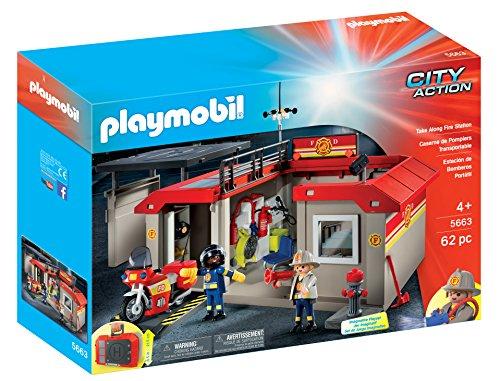 5663 Valigetta Stazione Pompieri portatile
