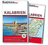 MERIAN live! Reiseführer Kalabrien: Mit Extra-Karte zum Herausnehmen - Peter Amann