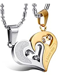 Eleganzza Gold Plated Pendant for Men and Women