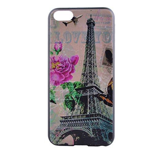 MOONCASE Etui pour iPhone 5C Hard House Case Coque Cover Étui Shell Mi02 Mi04 #1122