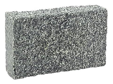 Modelcraft universel et réutilisable très épais abrasifs Block-30Grain, gris