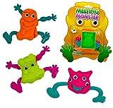 Best Selling Novelty Gift DIY Monster Alien Putty - Great Christmas Stocking Filler, Office Gift, Boys, Girls, Kids, Boyfriend, Girlfriend - Need For Gift