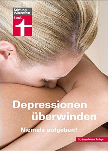 Cover »Depressionen überwinden«