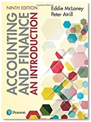 Accounting and Finance: An Introduction 9th edition