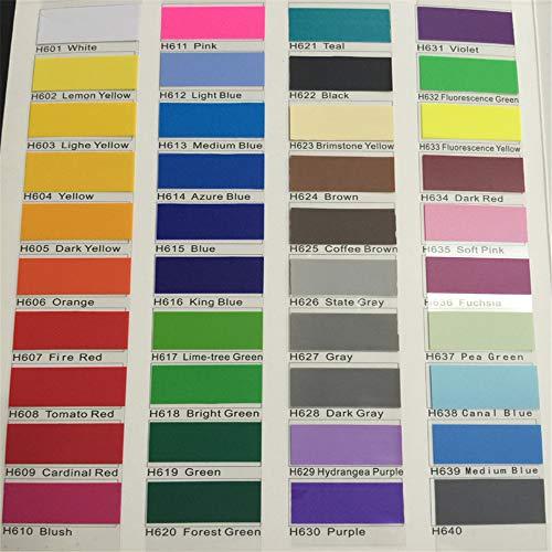 Crjzty Friseur Aufkleber Name Schere Friseursalon Aufkleber Neutral Haarschnitt Poster Vinyl Wandkunst Aufkleber Dekor Fenster Dekoration 58x65cm