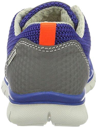 Primigi Phlgt 7584, Sneakers Basses Fille Bleu (Bluette/arg)