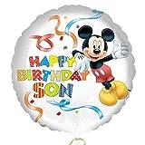 Amscan - Globos Mickey Mouse (2863501)
