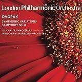 Dvorak: Symphony No.8/ Symphonic Variations