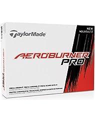 TaylorMade Golf 2015 Aeroburner Pro Golf Balles Multibuy Douzaine Affaire - 1 douzaine