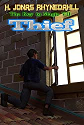 Thief (The Key to Magic Book 7)