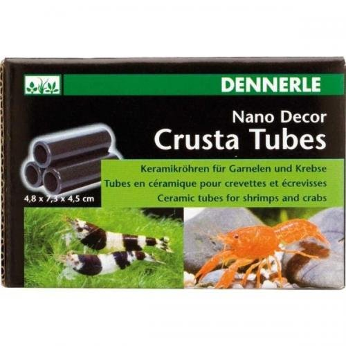 Dennerle Nano Decor Crusta Tubes -3er Röhre