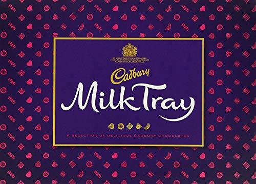 Cadbury - Milk Tray - 530g