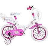14 Zoll Micol Kinderfahrrad Fahrrad Kleinkind Kids Bike Kinderrad ab ca 3,5 Jahren