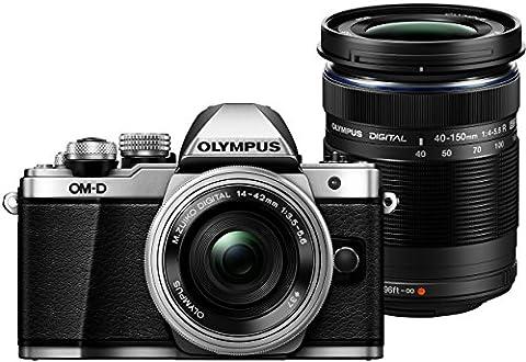 Appareils Photo Numeriques Hybride - Olympus OM-D E-M10 MARK II Appareil Photo