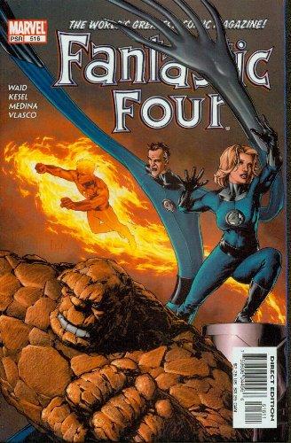 Fantastic Four #516A