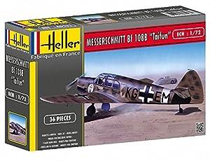 Glow2B Heller - 80231 - Maqueta para Construir - Messerschmitt BF 108 B Taifun - 1/72