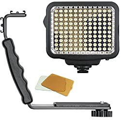 Camera LED Light Panel for Canon 6D, 7D, 7D Mark II