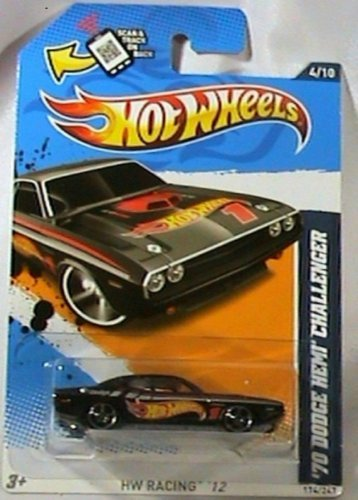 hot-wheels-70-dodge-hemi-challenger-hw-racing-12-black-flame-by-mattel
