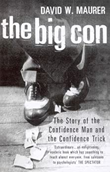 The Big Con par [Maurer, David]