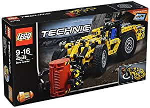 lego 42049 technic carica mine giochi e. Black Bedroom Furniture Sets. Home Design Ideas