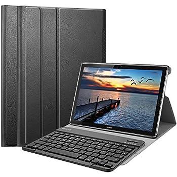Fintie Bluetooth QWERTZ Tastatur Hülle für: Amazon.de