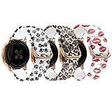 Yayuu Bracelet de Montre pour Samsung Galaxy Watch Active 40mm, 20mm Bande de...