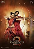 MAHALAXMI ART Multicolour Bahubali 2 Posters on Fine Art Paper 13X19cm
