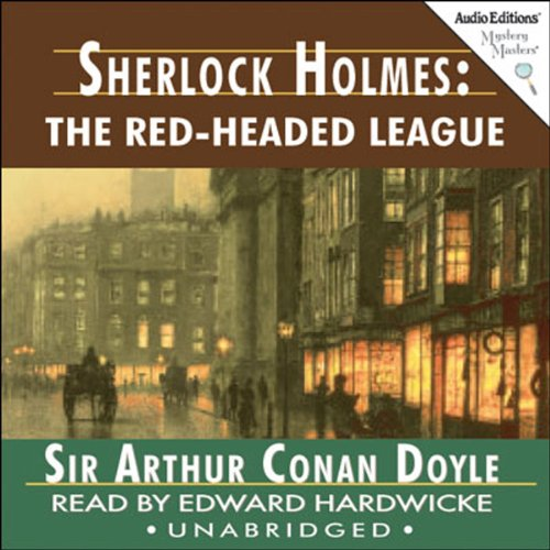 Sherlock Holmes: The Red-Headed League  Audiolibri