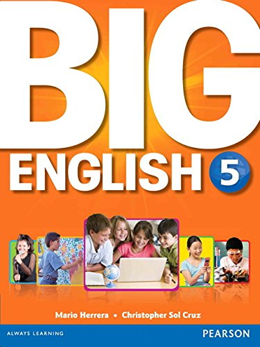 Big English 5 Student Book