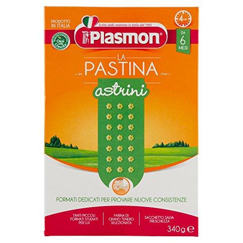 Plasmon Alimento per lInfanzia Astrini 340 gr