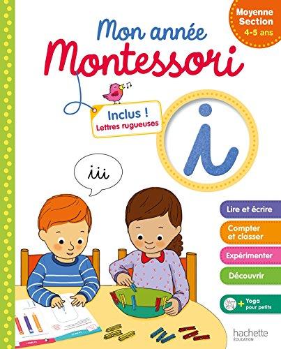 Montessori Mon anne de Moyenne Section